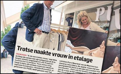 Jola in het AD/Utrechts Nieuwsblad!