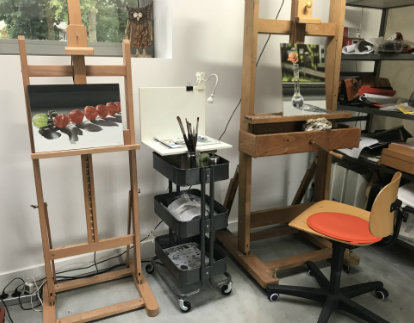 Open Atelier in Austerlitz